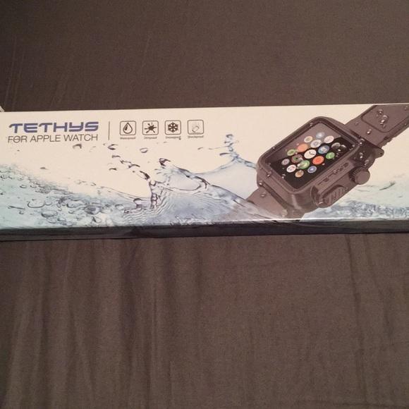save off 20662 e2d0f Tethys Apple Watch Case 38mm